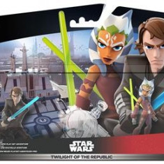 Set Figurine Disney Infinity 3.0 Twilight Of The Republic Play Set - Figurina Desene animate