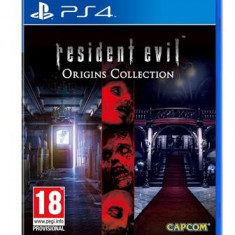 Resident Evil Origins Collection Ps4