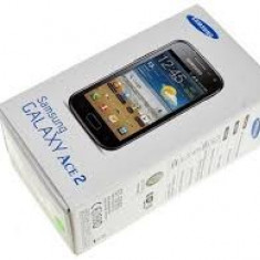 Samsung Galaxy Ace 2 i8160 noi in cutie, Alb, Neblocat, Smartphone