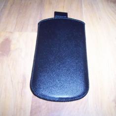 Husa TelOne Special piele neagra pentru telefon Sony Ericsson Xperia Neo (MT15i) / Xperia Neo V (MT11i) - Husa Telefon