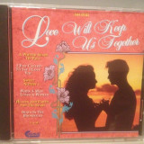 LOVE WILL KEEP...- Various Artists - cd/Original/stare FB (1991/COSMUS /GERMANY) - Muzica Rock