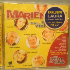 BEST OF 1999 - Various Artists Hits - cd/Original/stare FB (1999/WARNER/GERMANY)