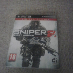 Sniper 2 Ghost Warrior Limited Edition - Joc PS3 ( GameLand ) - Jocuri PS3, Shooting, 16+, Single player