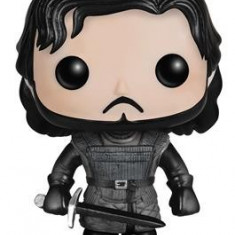 Figurina Pop Vinyl Game Of Thrones Jon Snow Castle Black