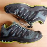 Salomon Xa3D Ultra 2 Performance Adventure Trail Ortholite Sensifit Energy; 39