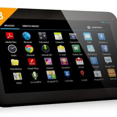Tableta Utok 1000D Black 10.1 inch, 8GB