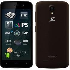 Allview P6 Lite Dual Sim Brown - Telefon Allview