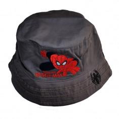 Palarie de soare Spiderman maro - Palarie Copii