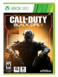 Call Of Duty Black Ops Iii (3) Xbox360, Shooting, 18+, Multiplayer, Activision