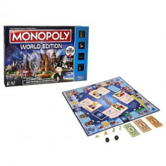 Joc Monopoly Here And Now Game - Puzzle Hasbro