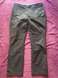 Pantaloni dama ZARA, mas. 44, Lungi, Negru