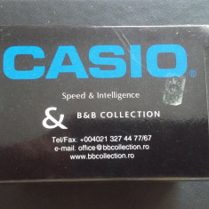 CUTIE CEAS CASIO SPEED INTELLIGENCE