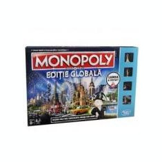 MONOPOLY HERE AND NOW EDITIE GLOBALA - Jocuri Board games