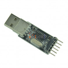 Pl2303 CP2102 USB To RS232TTL CH340G Converter Module Adapter STC (FS00928)