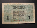 1  leu  1917  Banca  Generala  Romana  (BGR)  D71
