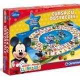 Joc Cursa cu Obstacole Disney - Clementoni - 60197 - Jocuri Board games