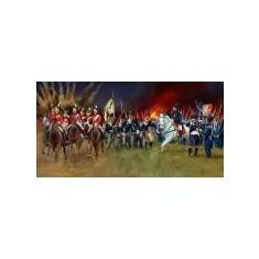 Set Figurine Battle of Waterloo 1815 - Revell 02450