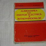 Alimentarea cu energie electrica a intreprinderilor - I. Iordanescu - Iacobescu - Carti Energetica