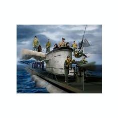 Figurine Revell - Marinari Germani din WWII - 02525