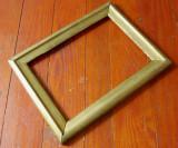 Rama din lemn pentru tablou fotografii sau oglinda dimensiuni mici !!!, Dreptunghiular
