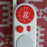 RADIO AM/FM SHOWER , DEFECT .