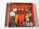 CD TOM BOXER & ANCA PARGHEL ALBUMUL ZAMORENA,ROTON 2008