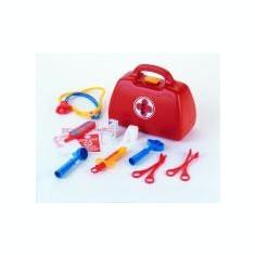 Jucarie Trusa medicala cu accesorii - Jucarii