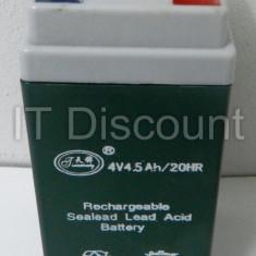 Acumulator cantar electronic 4V 4.5A