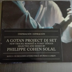 Gotan Project Inspiracion Espiracion dj set bonus cd - Muzica Chillout