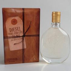 DIESEL FUEL FOR LIFE-75ml., barbati-replica calitatea A++ - Parfum barbati Diesel, Apa de toaleta