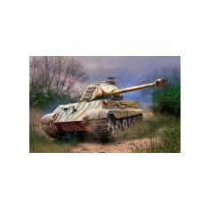 Macheta Tanc Tiger II Ausf B. - Revell 03138