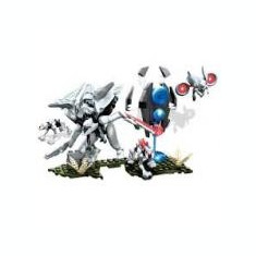 Figurine Halo Mattel MB Halo Fireteam Promethean Warriors CNC99-CNG64 - Figurina Desene animate