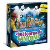 Joc Vanatoarea de Fantome - Clementoni 60208 - Jocuri Board games