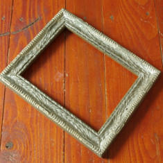Rama din lemn pentru tablou fotografii sau oglinda dimensiuni mici !!! - Rama Tablou, Decupaj: Dreptunghiular