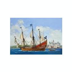 Set macheta Revell - Gift Set Royal Swedish Warship Vasa - 05719 - Macheta Navala