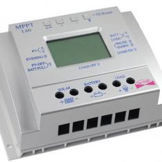 Controller/Regulator solar MPPT L - 60A LCD USB Panouri fotovoltaice, cabane...