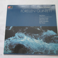 Franz Schubert - Forellen-Quintett _ vinyl, LP, Germania - Muzica Clasica Altele, VINIL
