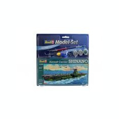 Model Set Aircraft Carrier Shinano - Macheta Navala