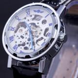 Ceas Barbati Winner Imperial Mecanic Exclusive Edition GOLD, Black 6 Culori, Fashion, Mecanic-Automatic, Inox, Geneva