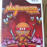 vand jocuri NINTENDO WII,NTSC, sistem american,NINJABREAD MAN
