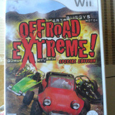Vand jocuri NINTENDO WII, NTSC, sistem american, OFFROAD EXTREME - Jocuri WII Activision, Actiune, 12+, Single player