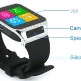 Ceas Smart Watch cu Telefon si Camera Spion Nou in Cutie