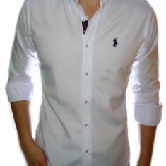 Camasa Polo by Ralph Lauren camasa alba camasa barbat camasa ralph lauren cod 3
