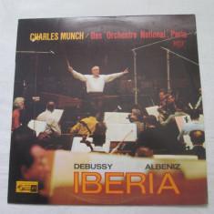 Debussy, Albeniz – Iberia _ vinyl, LP, Franta - Muzica Clasica Altele, VINIL