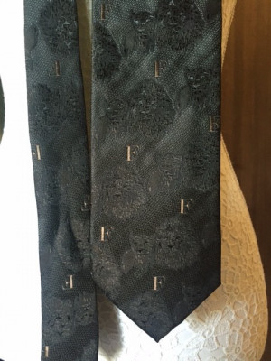b0fb739b8a3d Cravata GIANFRANCO FERRE matase - 3, Maro   Okazii.ro