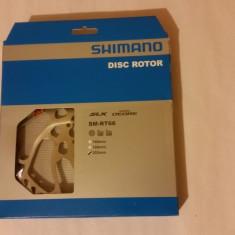 Shimano SLX SM-RT66 Disc 203mm rotor - Piesa bicicleta, Frane pe disc