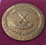 Medalie Bucur Obor 10 de activitate