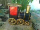locomotiva tabla,lampa tabla,tren