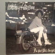 WHITNEY HOUSTON - I'M YOUR BABY TONIGHT(1990/ARISTA/RFG) - Vinil/ROCK/Impecabil - Muzica Pop