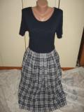 Rochie Public Clothing Design Mar 40/ 42, 40/42, Bleumarin, Scurta
